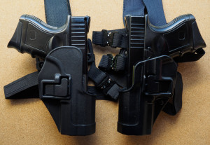 H&K USP Holsters work well enough for Cosplay